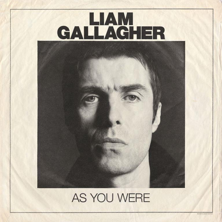 リアム・ギャラガー『As You Were』
