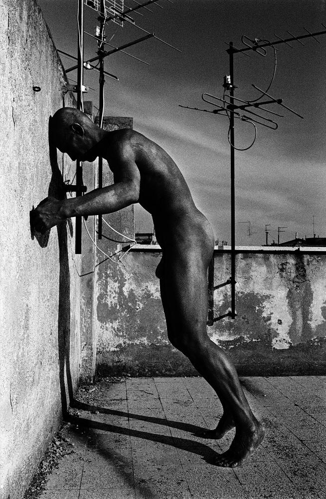 Rome-5 1979 159×105 cm ⓒKeiichi Tahara