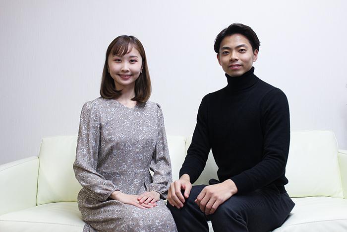 阿部裕恵 水井駿介