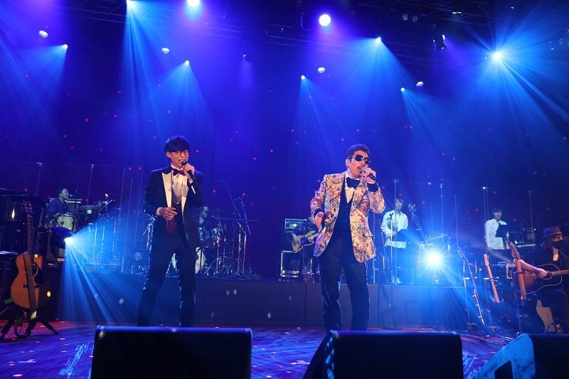 鈴木雅之 with オーイシマサヨシ (c)Animelo Summer Live 2020