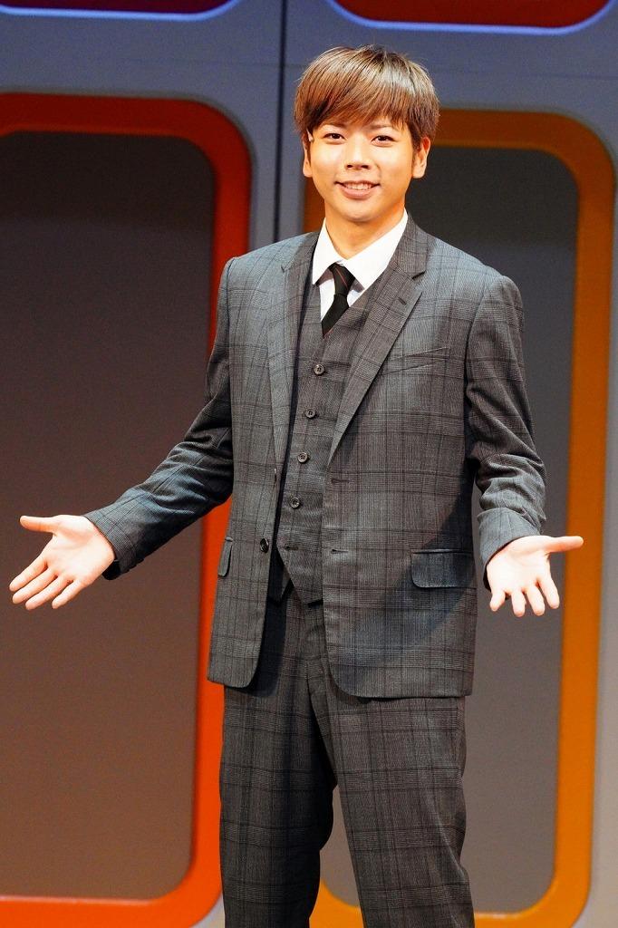 増田貴久が魅力的な歌と軽快なダンスを披露 ミュージカル『ハウ ...