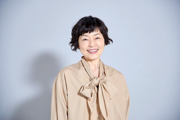 小林聡美(撮影=山本れお)