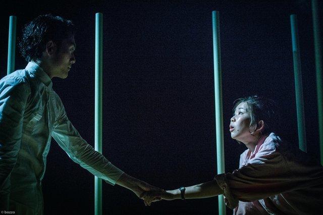『ロクな死に方』舞台写真