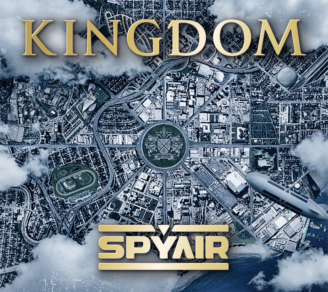 SPYAIR『KINGDOM』初回盤A