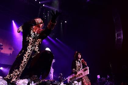 Royal Scandalが描き出す過激で無邪気な童話世界 ツアーZepp Tokyo公演をレポート