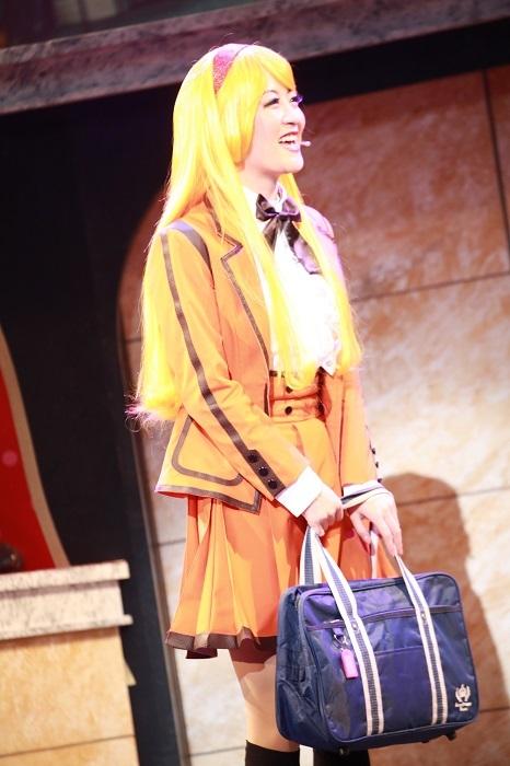 (C)永井豪/ダイナミック企画・舞台「Cutie Honey Emotional」製作委員会 写真:平賀正明