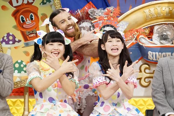 LADYBABY (c)読売テレビ
