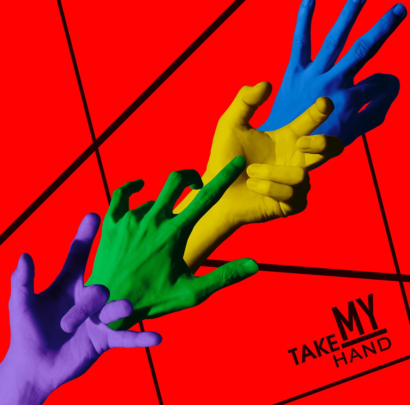 シングル「TAKE MY HAND」