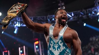 """""""Mr. MITB""""ビッグEがキャッシュインに成功して新WWE王者に!"""