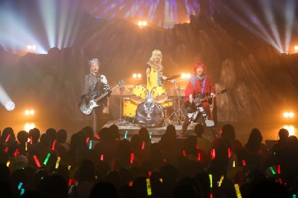 超歌劇(ウルトラミュージカル)『幕末Rock』最新公演「絶叫!熱狂!雷舞(クライマックスライブ)」が大阪にて開幕