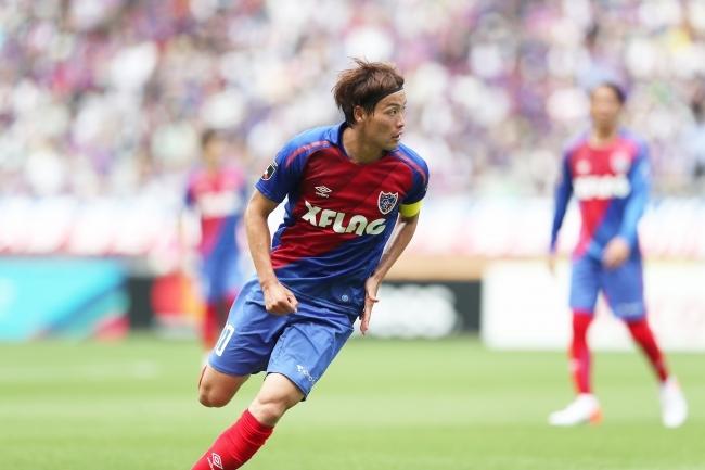 FC東京のMF東慶悟
