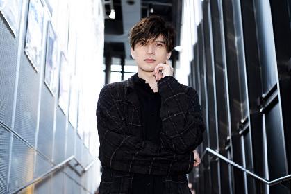 """城田優、ミュージカル『NINE』で色男の映画監督に挑戦「30代半ばでどこまで色っぽさを出せるか。""""人間くささ""""と""""大人の魅力""""を」"""