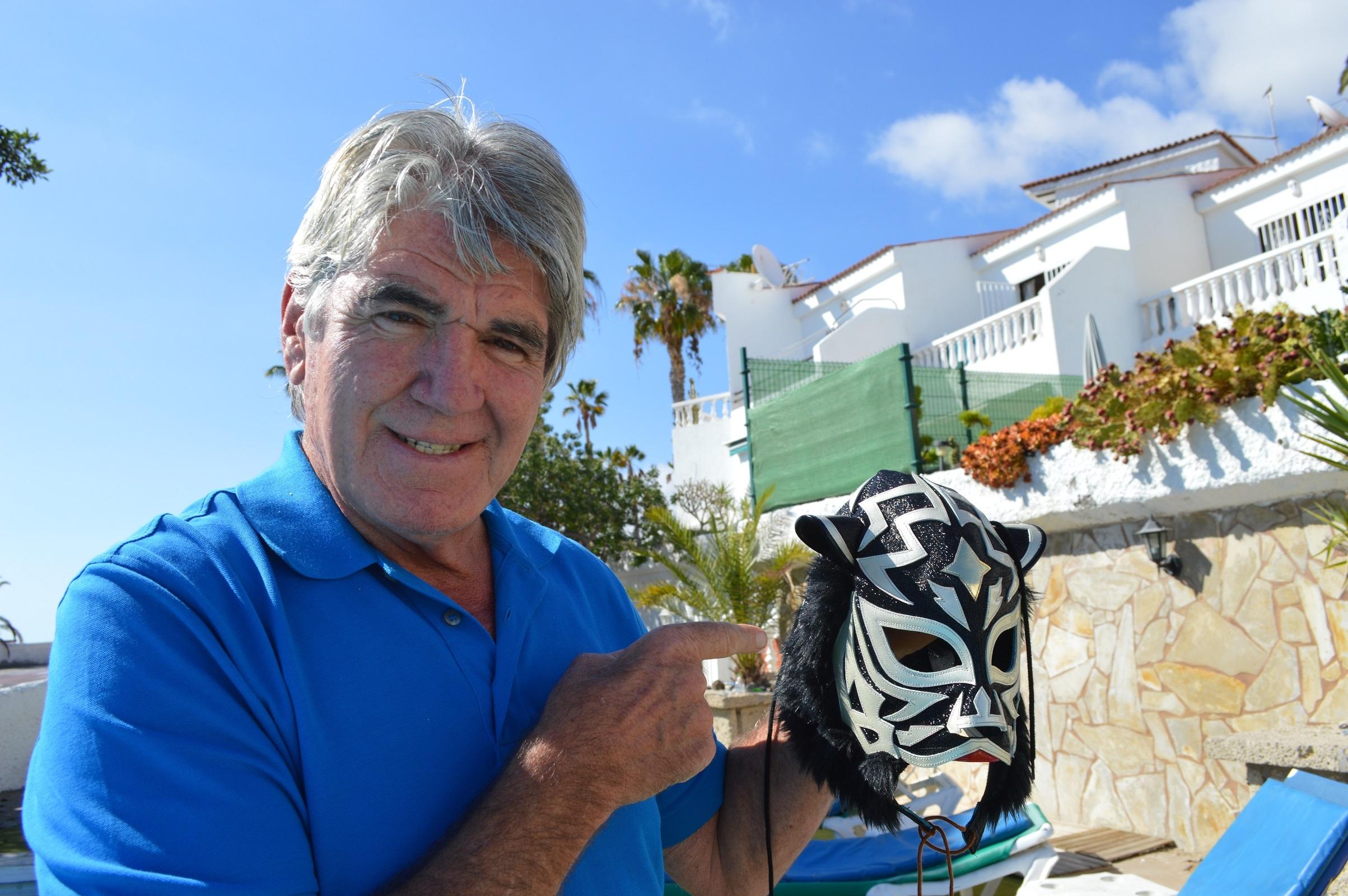 マーク・ロコを訪ねカナリア諸島テネリフェへ