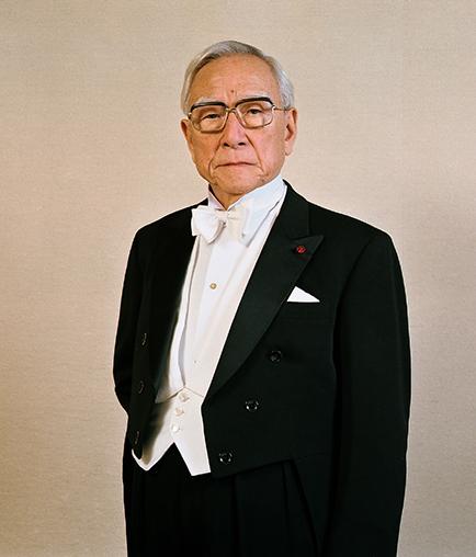 大阪フィル創立名誉指揮者 朝比奈隆
