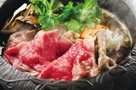 『米沢牛 黄木』米沢牛すき焼き用食べ比べ