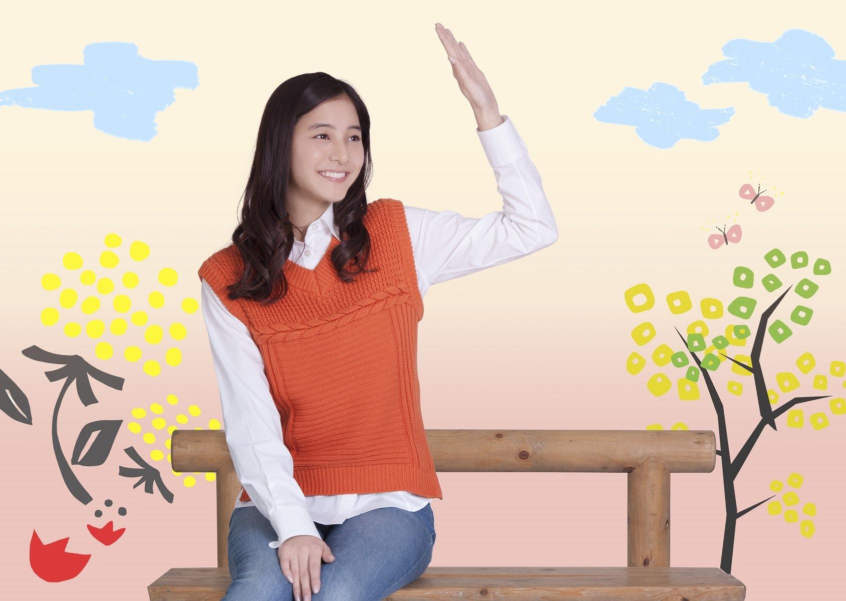 映画『僕らのごはんは明日で待ってる』  新木優子 (C)2017『僕らのごはんは明日で待ってる』製作委員会
