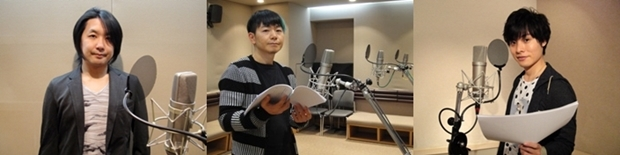 オトメイトレコード第2弾シリーズ近藤隆さんらの公式コメント到着