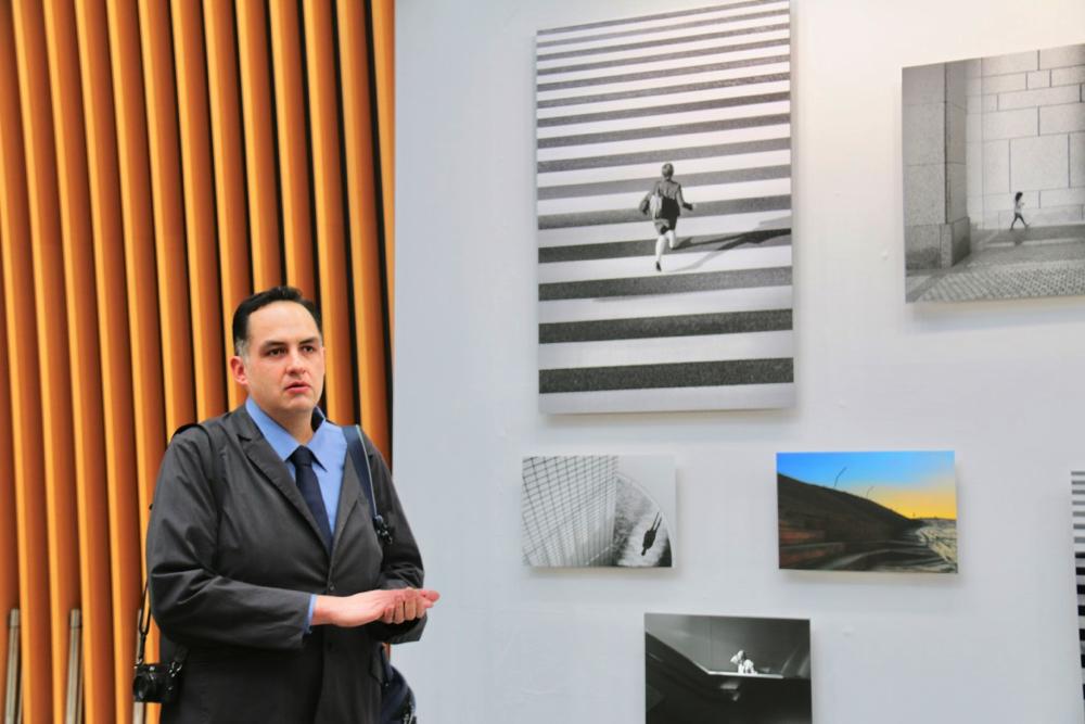 メキシコ代表作家 フアン・カルロス・ピント