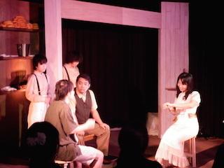 ゼロソー「嫉妬」(2015年の演劇祭より)