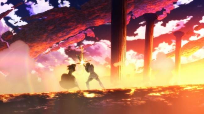 『Fate/EXTRA Last Encore』11話より