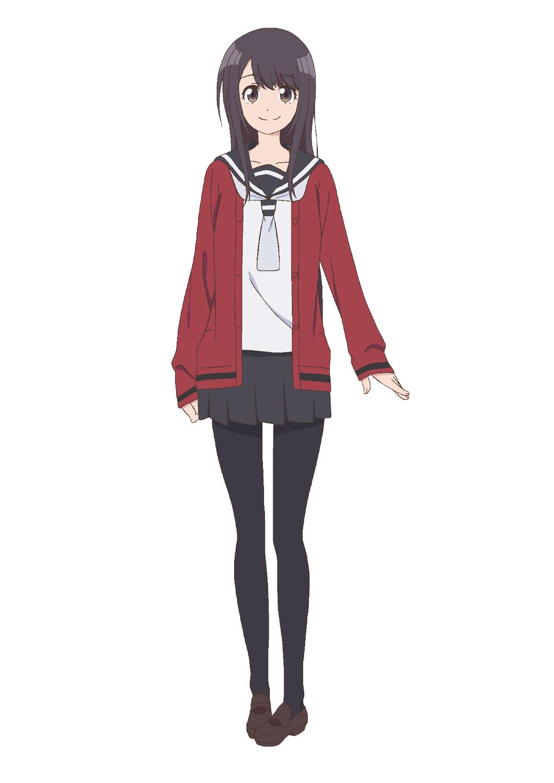雪白七々子(CV:花澤香菜)柄井高校の1年生。文芸部所属。口下手で、伝えたいことは五七五の川柳で伝える女の子。