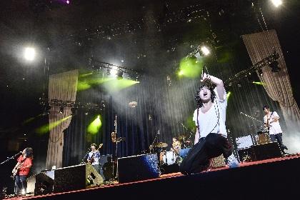 2017年10月13日、音楽そのものによって繋がったステージの上と下──銀杏BOYZ、日本武道館に立つ