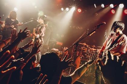 ヒトリエ主催ツーマン企画『nexUs TOUR 2018』、andropとの梅田クアトロ公演よりスタート 中国ツアーも発表に