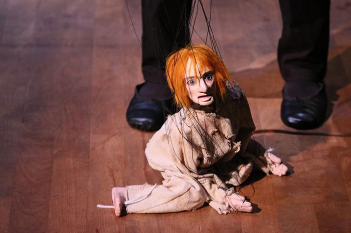 糸あやつり人形一糸座 過去公演『カスパー』より