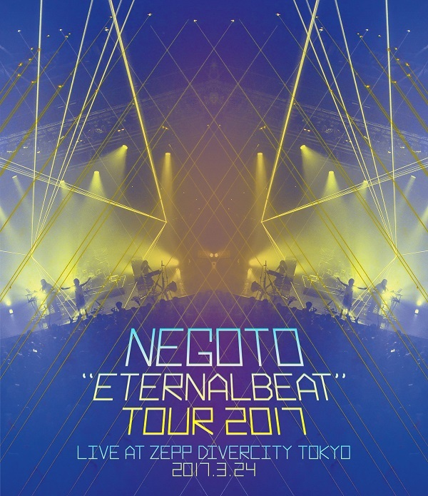 "LIVE BD『""ETERNALBEAT"" TOUR 2017』"