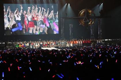 止まらない進化『Animelo Summer Live 2017 -THE CARD-』3日目公演を全アクトレポート