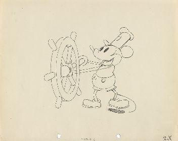 『ディズニー・アート展』、日本最終会場の宮城県美術館で開催 原画など約500点を展示