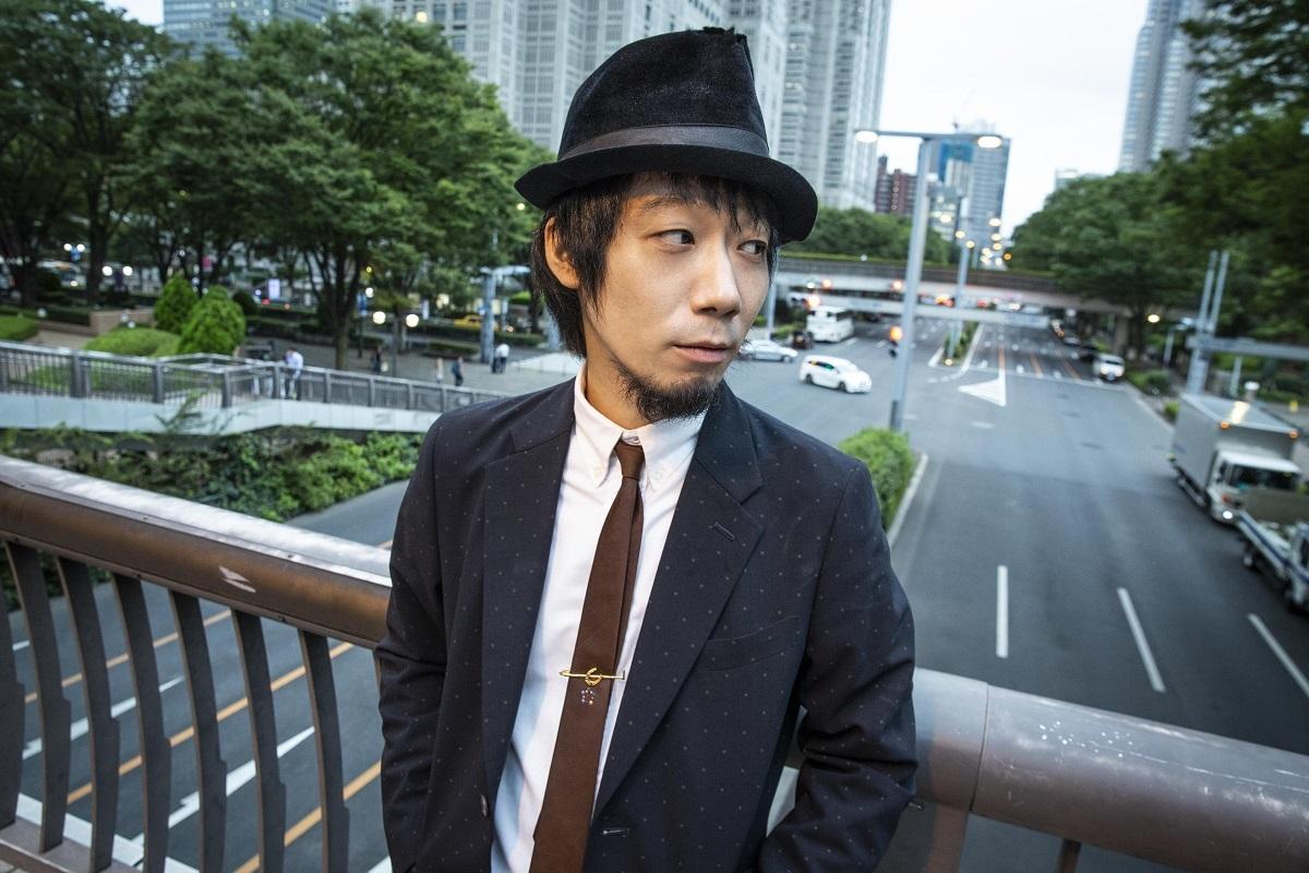 THE BOHEMIAN/本間ドミノ(Key) 撮影=横井明彦