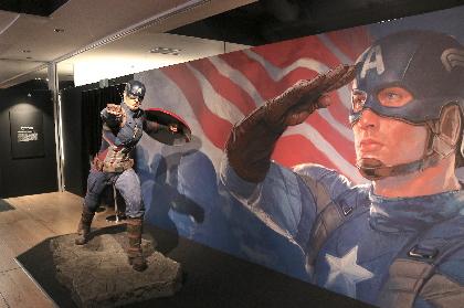 アイアンマンやキャプテン・アメリカたちの世界観が体感できるイベント『マーベル・スタジオ/ヒーローたちの世界へ』が日本初上陸