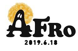 アフロのプレゼントイベントは名前が「みんなでアフロ」から「AFRO」となり、ロゴも一新された