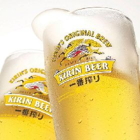 冷えたビールが飲み放題!? 栃木SCが「一番搾り・氷結飲み放題!キリン乾杯シート」