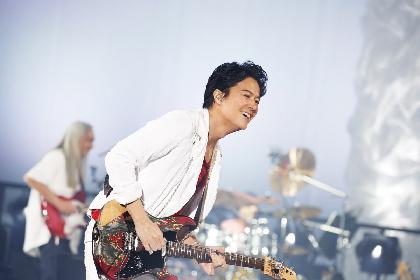 福山雅治 3年ぶりツアー初日に大阪&東京でのドーム公演開催を発表