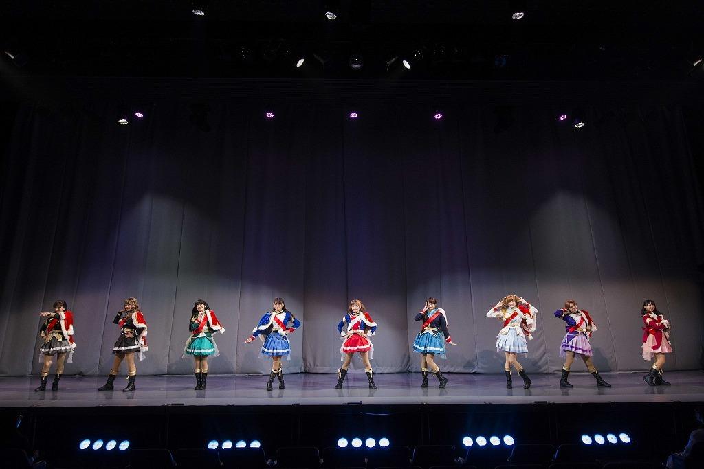 「少女☆歌劇 レヴュースタァライト ―The LIVE―」#1 (C)Project Revue Starlight