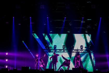 Da-iCEが年越しライブで、話題のドラマ主題歌&ロックバンド「BLUE ENCOUNT」と共同制作の新曲を披露