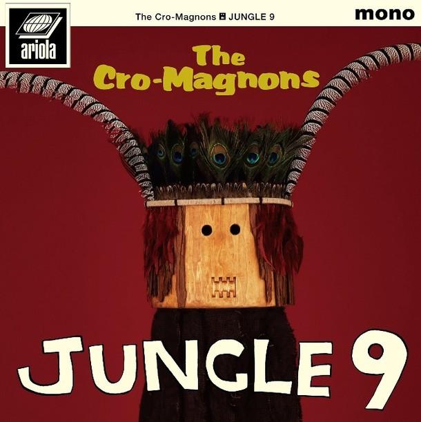 ザ・クロマニヨンズ「JUNGLE 9」ジャケット