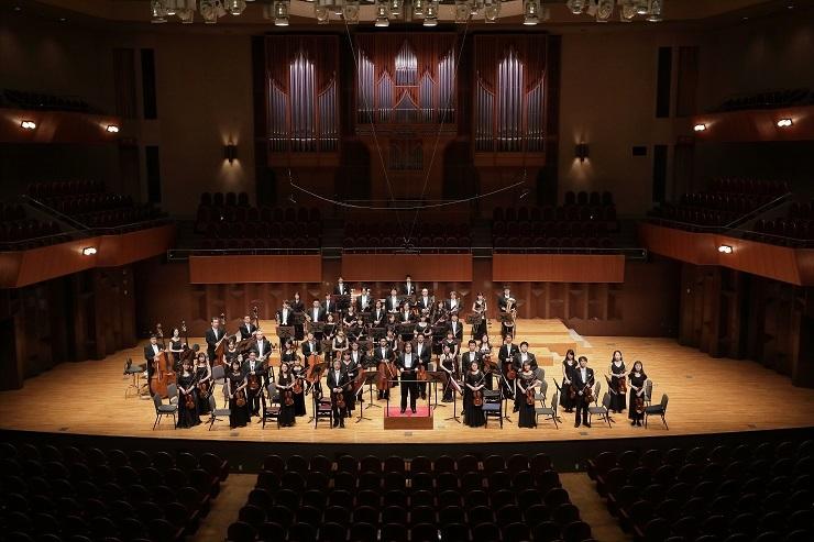 コンサートホールでお待ちしています!(ザ・シンフォニーホール) (C)s.yamamoto