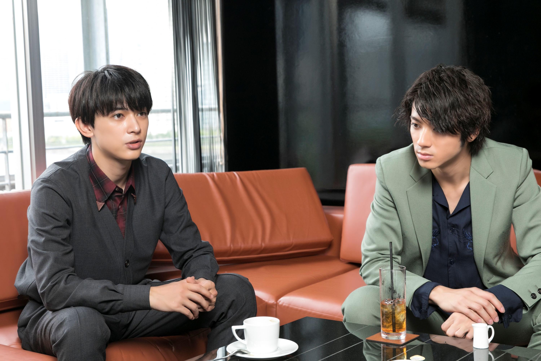 左から、吉沢亮、山田裕貴 撮影=鈴木久美子