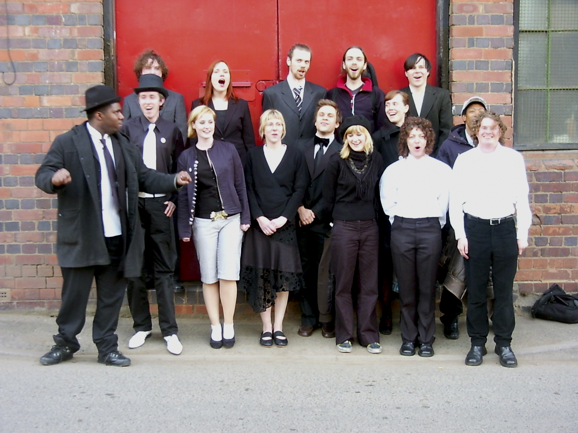 Springhill Institute with Tellervo Kalleinen+Oliver Kochta-Kalleinen 《Complaints Choir of Birmingham》2005 年