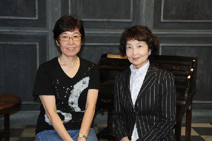 演出家・丹野郁弓と女優・樫山文枝に聞く ~ ベートーベン最晩年の謎に挑む、劇団民藝『33の変奏曲』