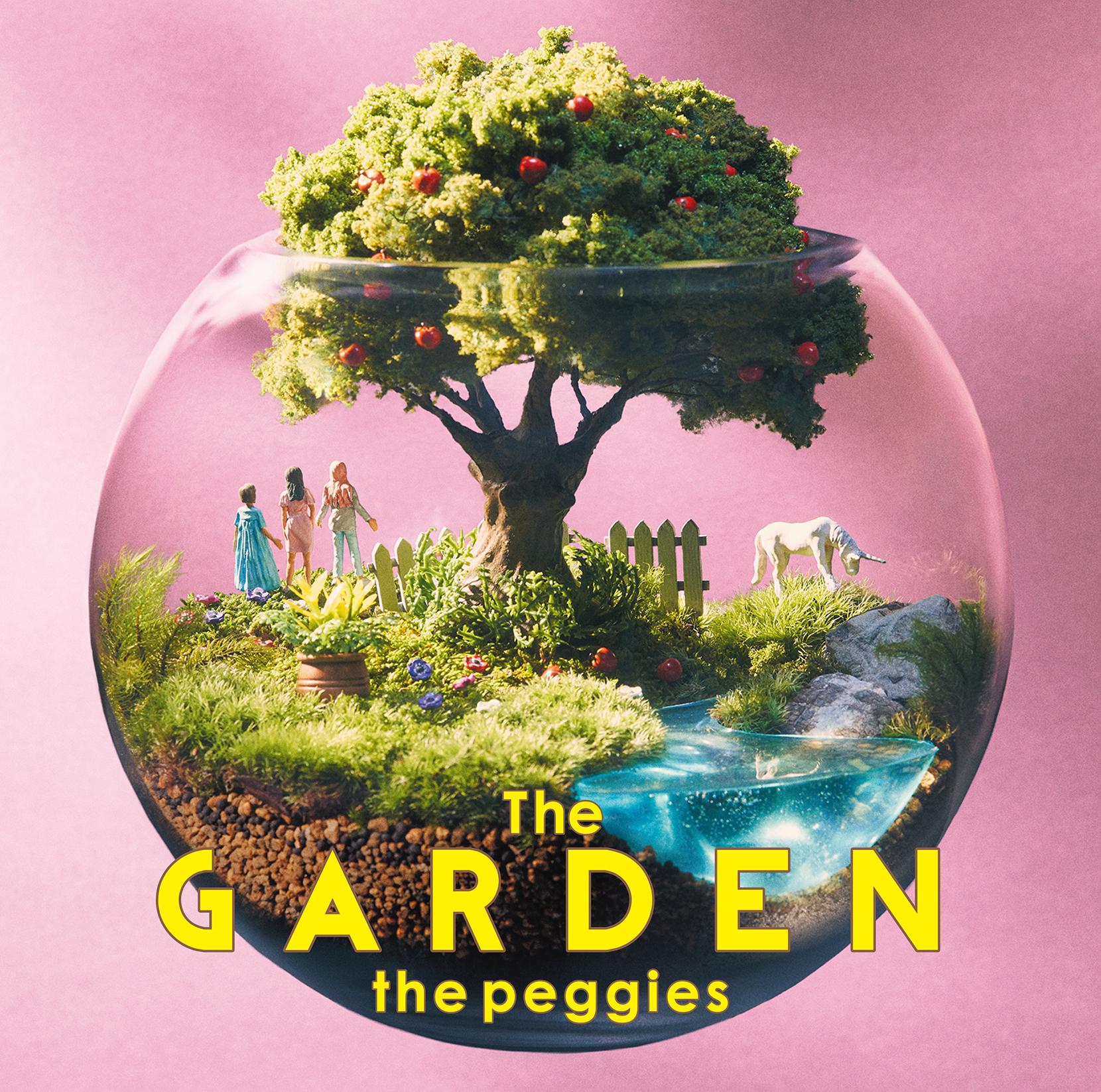 2nd Album『The GARDEN』初回盤