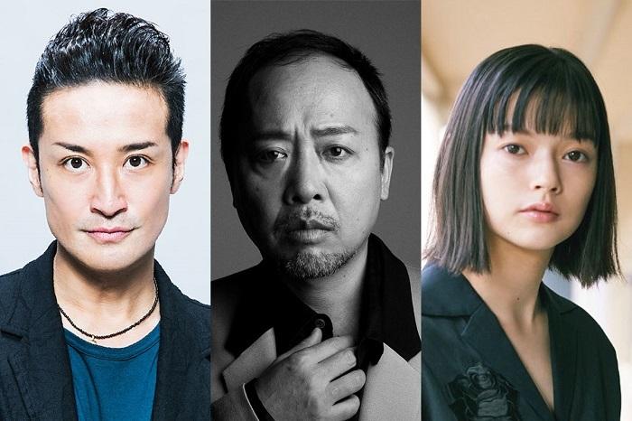 (左から)松岡昌宏、マキタスポーツ、夏子