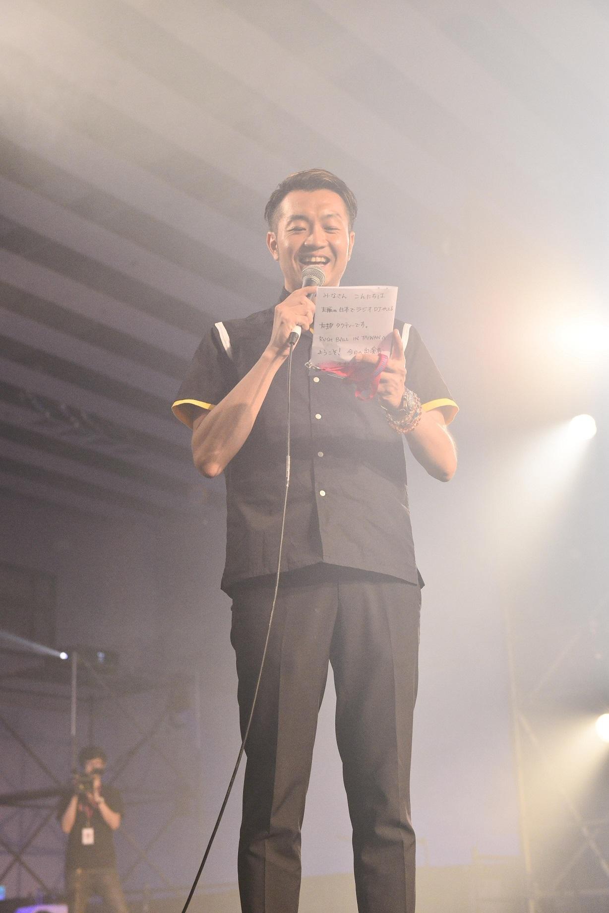 大抜卓人(FM802 DJ)