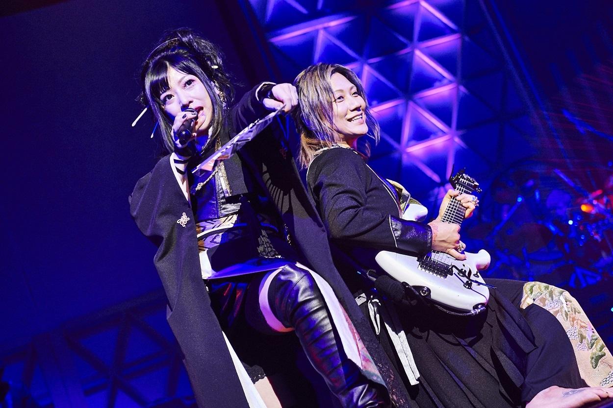 和楽器バンド photo by 上溝恭香