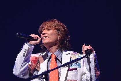 12,000人のオーディエンスと100人を超えるミュージシャン! 角松敏生がデビュー35周年記念ライブ6時間を見事完走