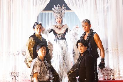 小林幸子がラスボス役で映画出演 自前衣装での純烈主演『スーパー戦闘 純烈ジャー』参戦に「巨大化に違和感はなかった」