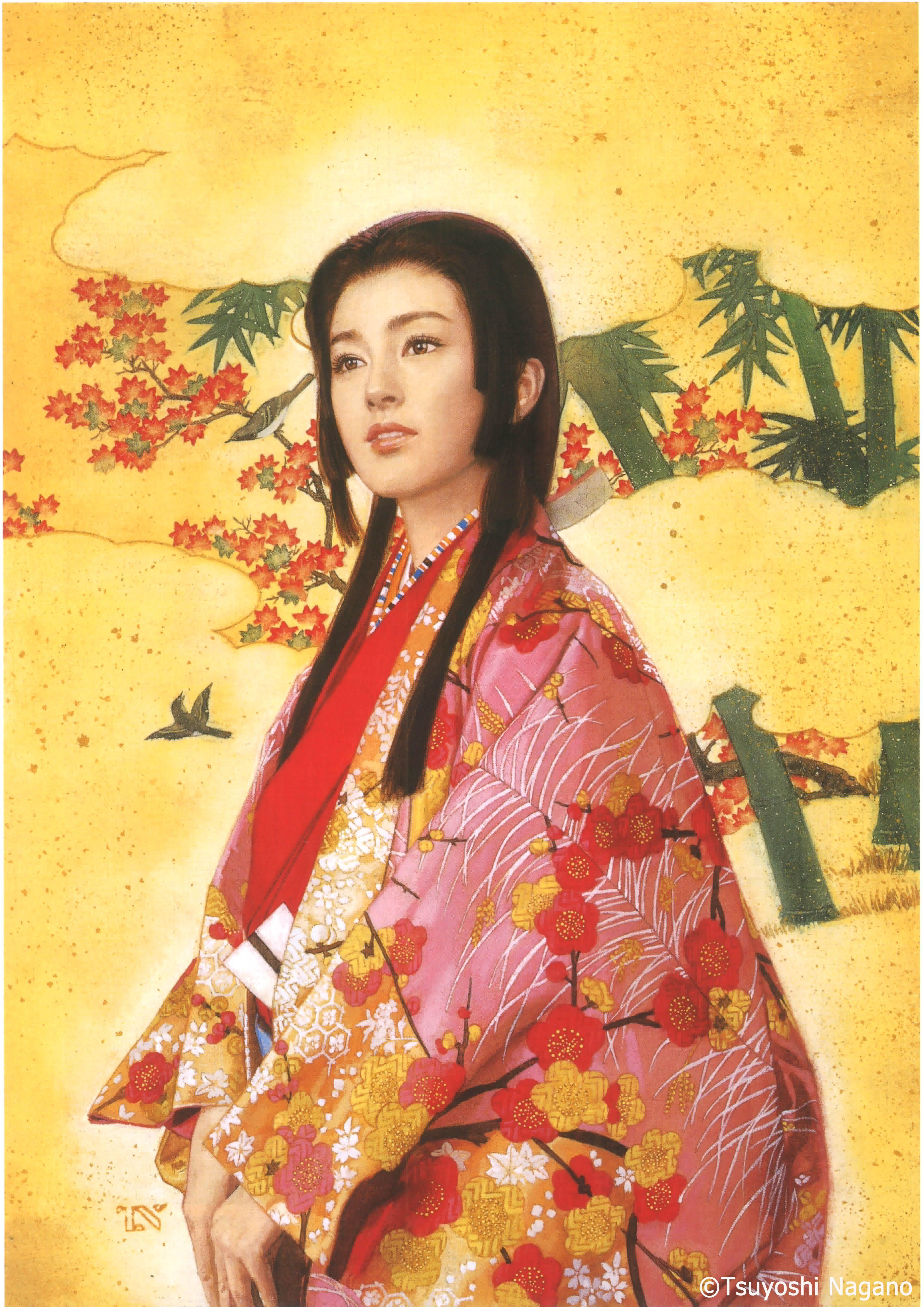 「お江」(C)Tsuyoshi Nagano